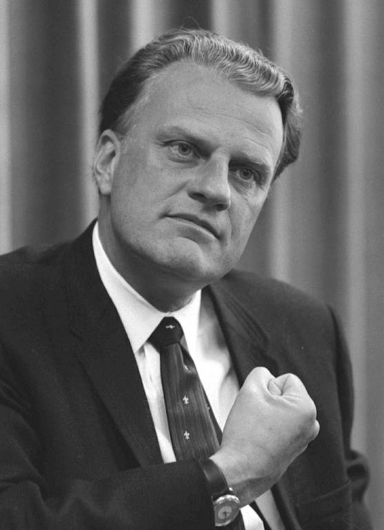 Manipulation by the Hard Right: The Most Important Thing Billy Graham Ever Said.